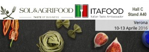 Itafood Sol&agrifood 2016
